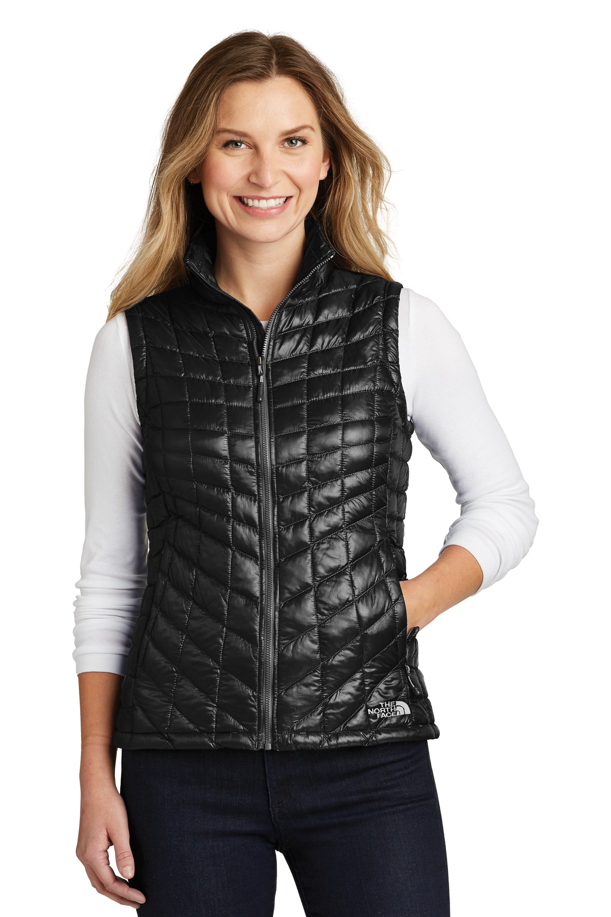 The North Face ® Ladies ThermoBall ® Trekker Vest. NF0A3LHL
