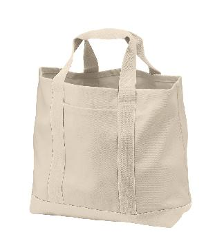 Port Authority ®  - Two-Tone Shopping Tote.  B400