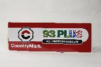 "93 PLUS DECAL 12.75"" x 4.7428"" CMK5185"