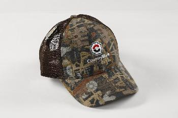 OIL FIELD CAMO HAT